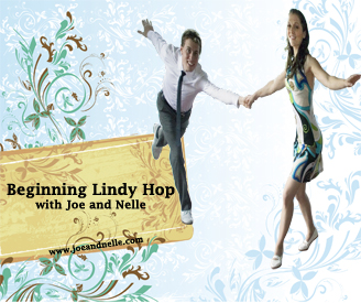 Beginning Lindy Hop DVD with Joe and Nelle